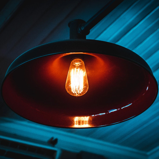 Outside Lamp