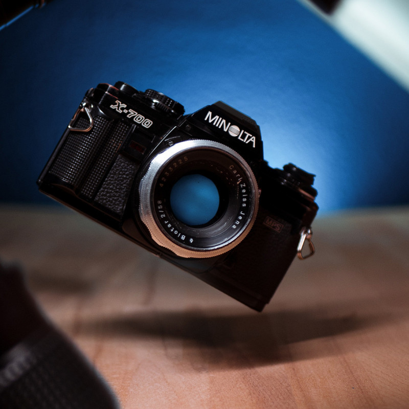 Vintage Camera